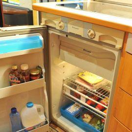 Bara frigider 40,6/71cm