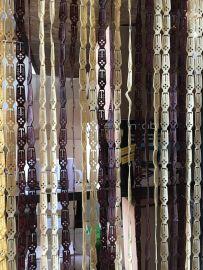 Perdea mosaik maro-bej